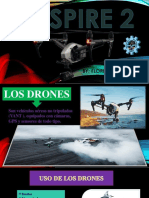 TUTORIAL DE DRONE INSPIRE II.pptx