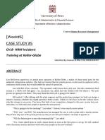 Homam Al Rifai- HRManagement CS6