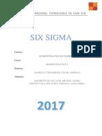 Six Sigma Mono
