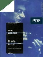 WENDERS, W. - El acto de ver.pdf