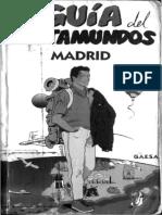 Guia Del Trotamundos - Madrid
