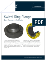 PRS Swivel Ring Flange