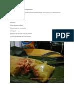 Gastronomía de La Región Del Papaloapan