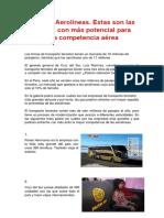 Noticias Del Transporte Terrestre
