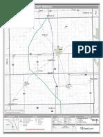 KXL Mainline Alternative Map Seward County