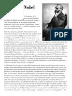 Biografia Lui Alfred Nobel