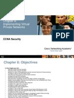 CCNAS InstructorPPT Ch8 Short