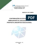 CUMPRI-Tese-2012-Contribuições ao estudo da ambiguidade da linguagem