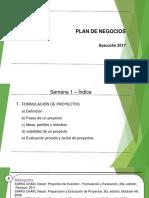 Plan de Negocios UNSCH