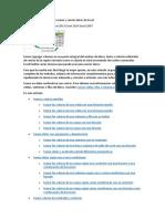 Resumen de Las Formas de Sumar y Contar Datos de Excel