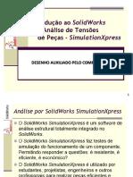 Simulação de Análises de Tensões (Paulo Corredori)
