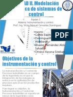 Unidad II Modelacion Dinamica de Sistemas_instrumentacion