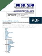 Cursos de Informática LDM