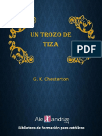 Un Trozo de Tiza - G. K. Chesterton