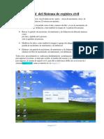 Microsoft Word - Manual Del Sistema de Registro Civil