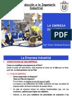 C. Empresa Industrial