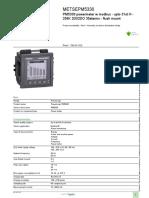 PowerLogic PM5000 Series_METSEPM5330