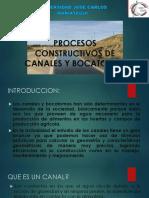Proceso Constructivo de Bocatoma Corregido