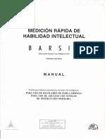 Barsit Manual