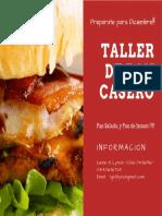 Taller de Pan Casero !!