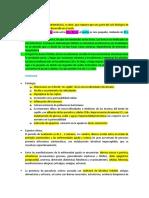 Ascaridiasis y Giardiasis