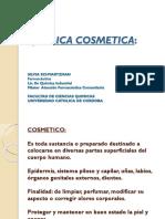 Quimica Cosmetica Tecnologia i