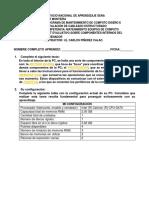 Test de Evaluacion Componentes Internos Del Ordenador