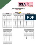 Vestibular SSA 1 UPE - 2º DiaSsa 1 2018 - 2º Dia
