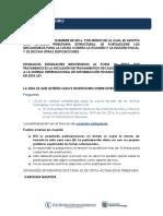 Foro Impuesto de Renta 2017-1 (1)