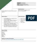 revised electromagnetism unit plan
