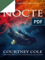 Courtney Cole - Trilogía Nocte 01 - Nocte