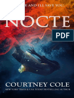 Courtney Cole - Trilogía Nocte 01 - Nocte