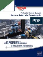 Proteção Contra Quedas na Construção