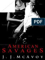 03 - American Savages - J.J Mcavoy (Série Ruthless People)