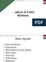 Employee Relation