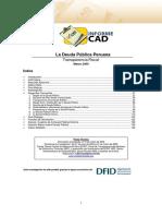 InformeCAD 38 Deuda Publica Peruana 24Mar05