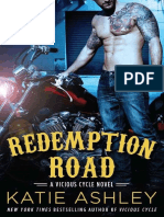 Vicious Cycle 02 - Redemption Road - Katie Ashley