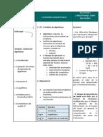 Algoritmos y Estructuras de Datos 1 modulo 2