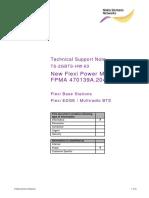 New Flexi Power Module FPMA 470139A.204