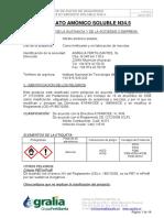 nitrato aminiaco