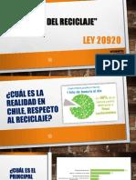 Ley 20920