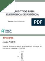 Aula 3 - Tiristores.pdf