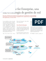 Logicalis Now n16 Cisco Prime for Enterprise Una Nueva Estrategia de Gestion de Red