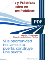 Métodos y Prácticas de Mercadeo en Relaciones Públicas 2