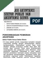 Komparasi Akuntansi Sektor Publik Dan Akuntansi Bisnis