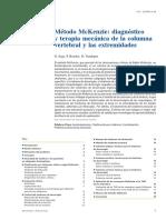 McKenzie-Dx y Terapia Mecanica de la CV y Extremidades.pdf