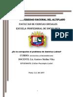 Cristian Latinoamericana