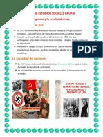 Trabajo de Estudios Sociales Grupal