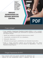 Drogas Depressoras Do Sistema Nervoso Central