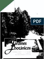 Jardines botánicos. Conceptos, operaci¢n y manejo